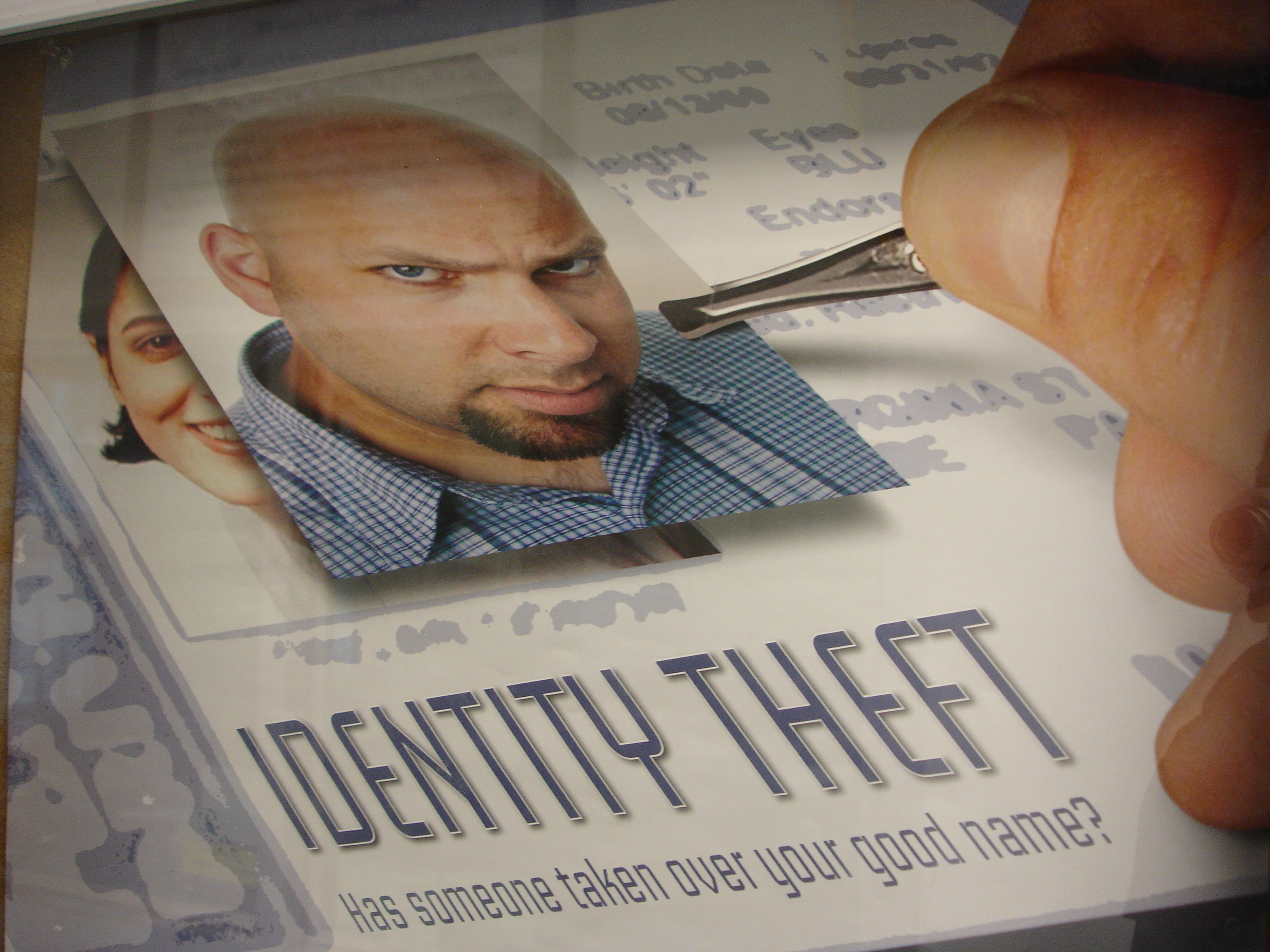 identity theft articles: